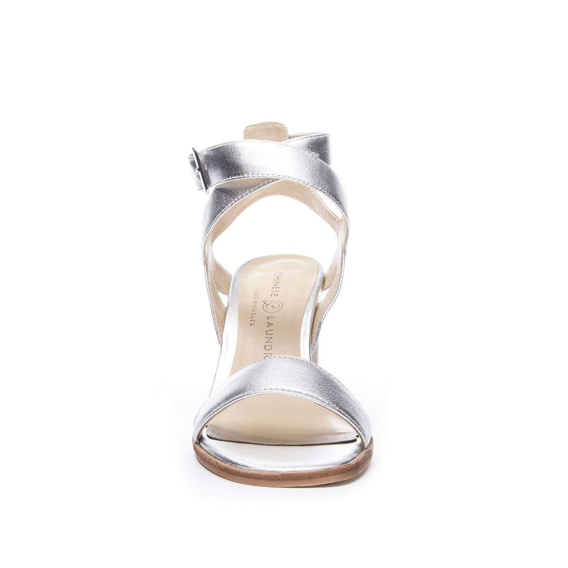 chinese laundry Shoes Stassi Sandal Silver