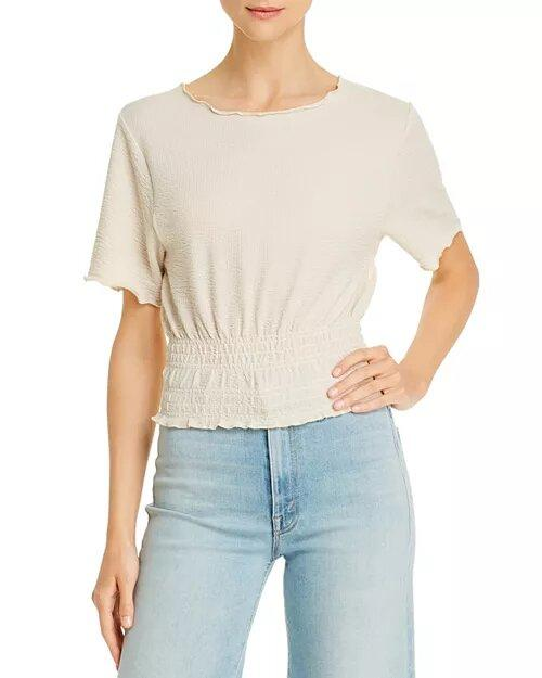 Comune Tops Blouse Lina Top Creme