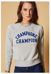 Day Dreamer Tee Casuals Champagne Champion Sweatershirt