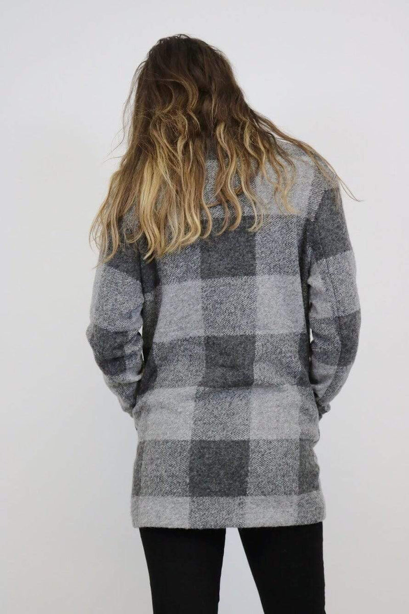 DEX BROS. CLOTHING CO LTD. Jacket Play it again Plaid Jacket