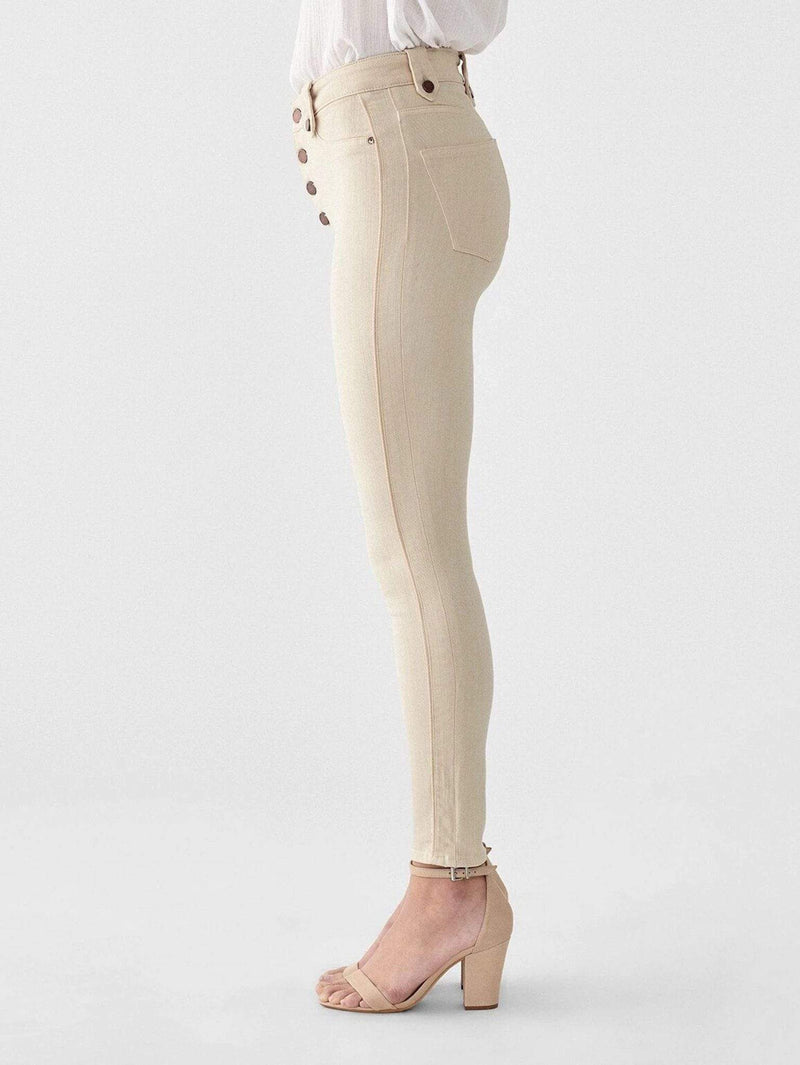Farrow Ankle High Rise Skinny Irving