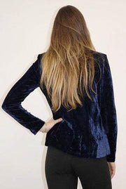 fate Outerwear Holly Blazer Navy
