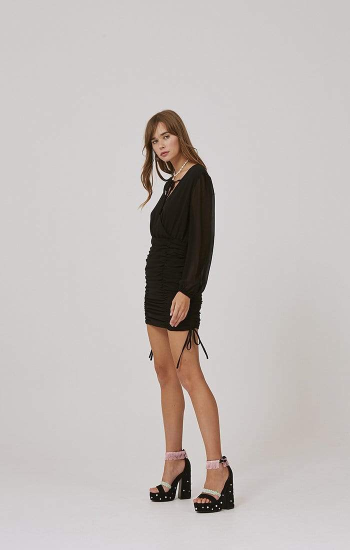 Finders Keepers Dress Pia Dress Black