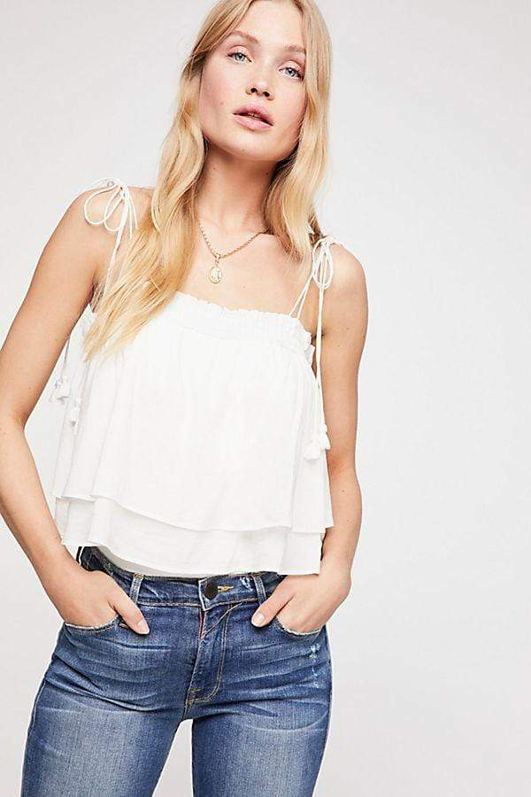 Free People Bra No Lies Bodysuit