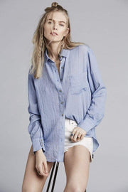 Free People Tops Blouse Thats a wrap shirt