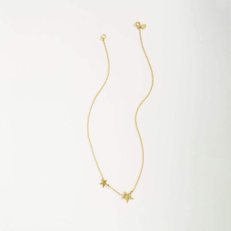 Gorjana Necklace One Size / Gold / 061-159-G Super Star Necklace
