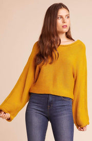 Jack / BB Dakota Sweater X Small / Marigold / JI306382 BB Talk Sweater