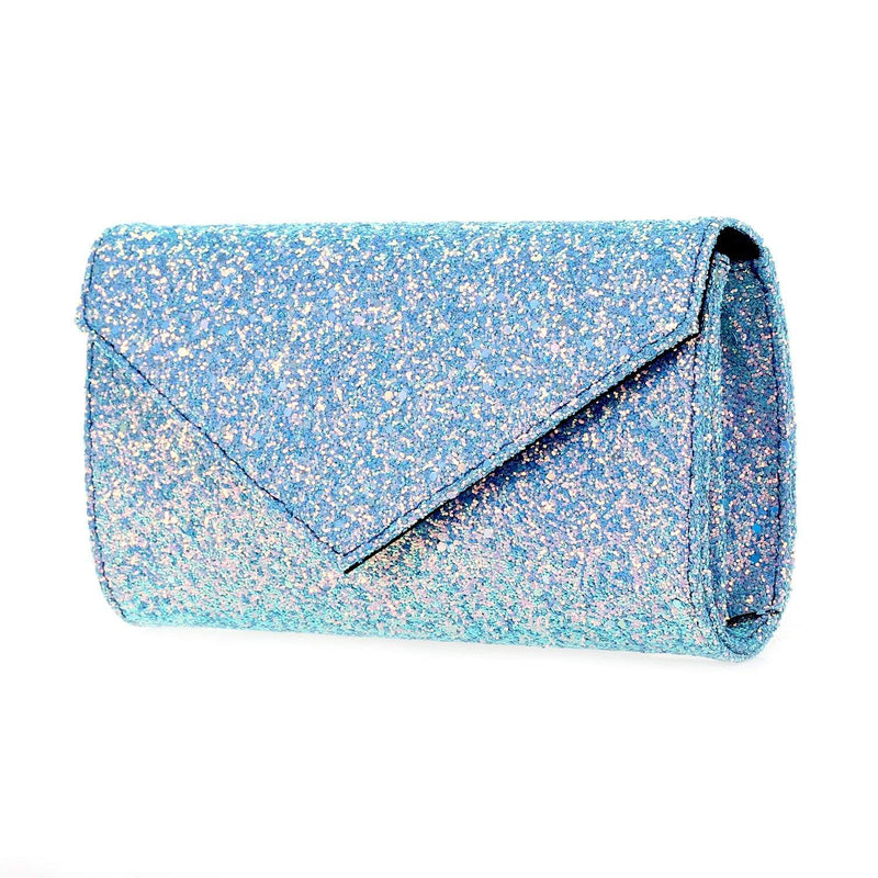 JDA Bags Bag One Size / Sea Foam / HD2983PK Stardust Clutch Sea Foam