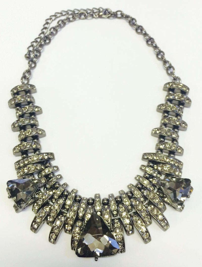 Trifecta Glam Necklace