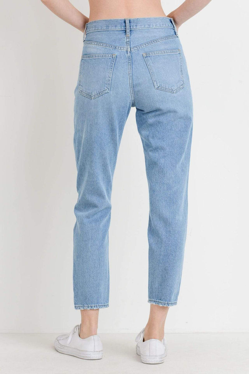 Granger Mom Jeans Light Denim