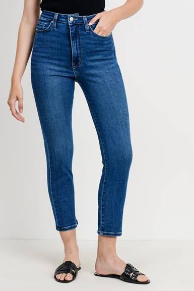 Grayson Distressed Jean Medium