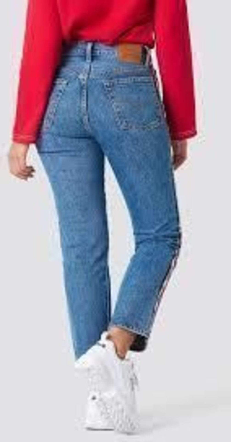 Levi Denim 501 Crop Denim Spectator Sport