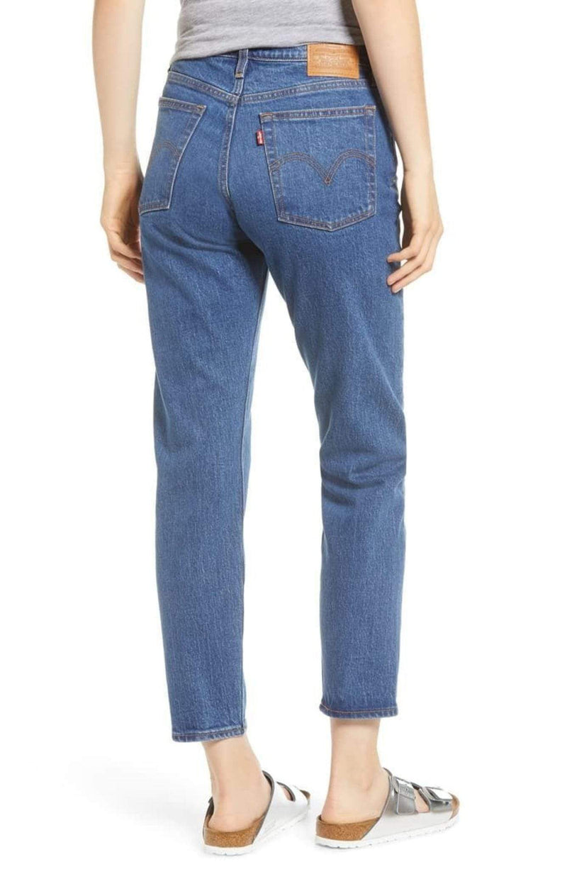 Charleston Moves Wedgie Icon Denim