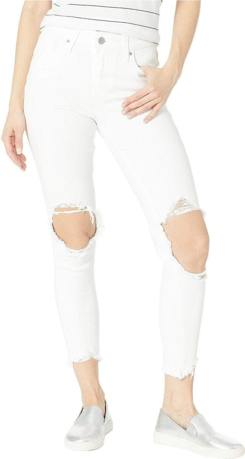 Levi Denim Size 23 / Keep Dreaming / 22850-0036 Keep Dreaming 721 High Rise Ankle Skinny