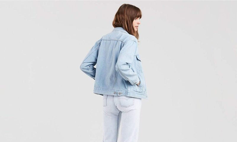 Levi Jacket Soft As Butter Ex Boyfriend Trucker Jacket