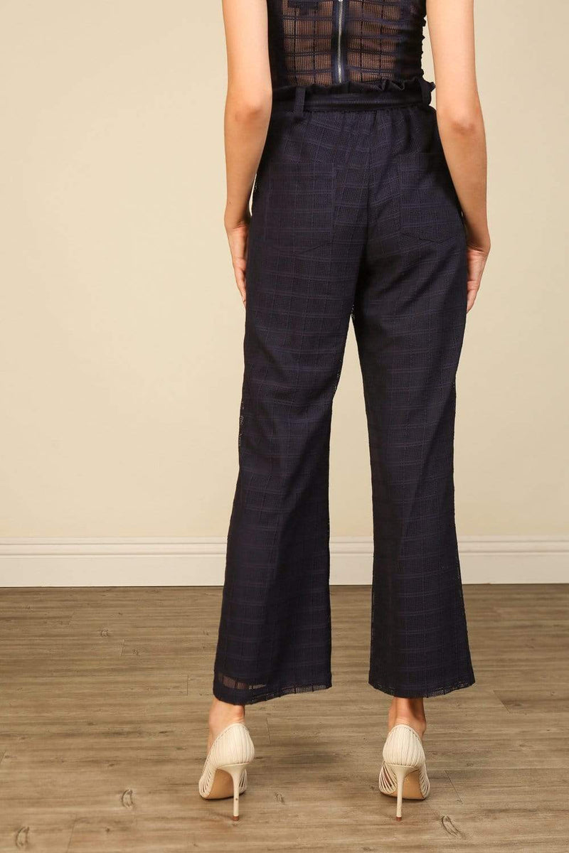 Cindy Set Pant Navy