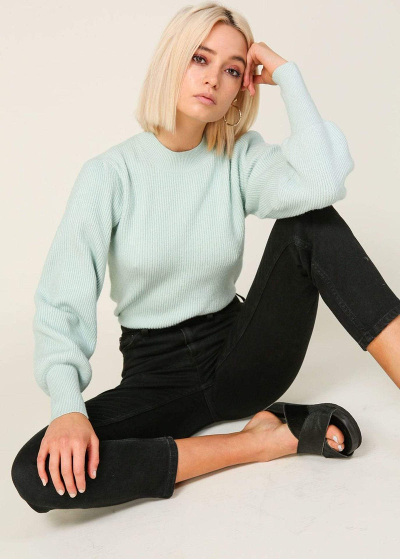 Rheese Sweater Mint