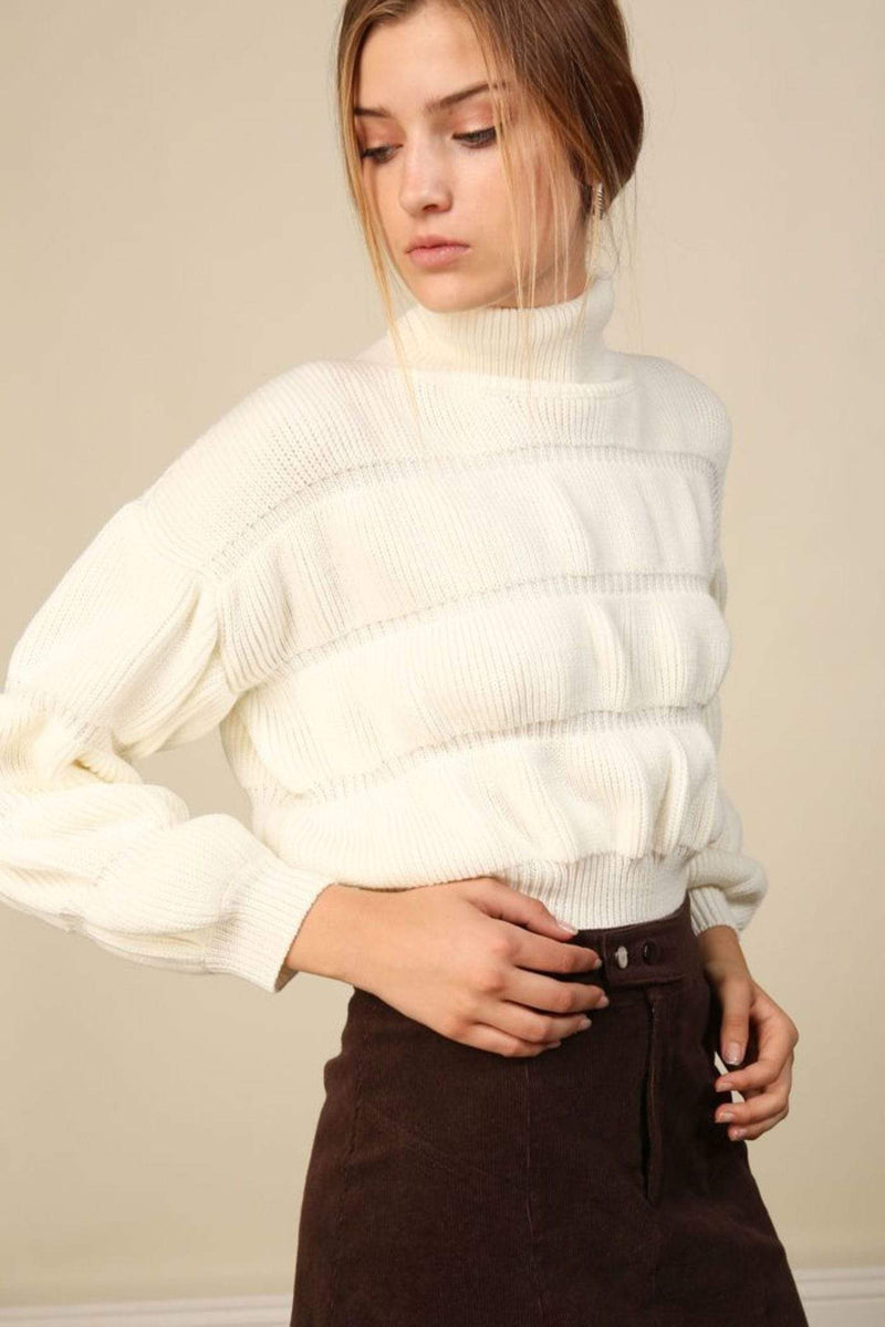 Pippa Sweater Ivory