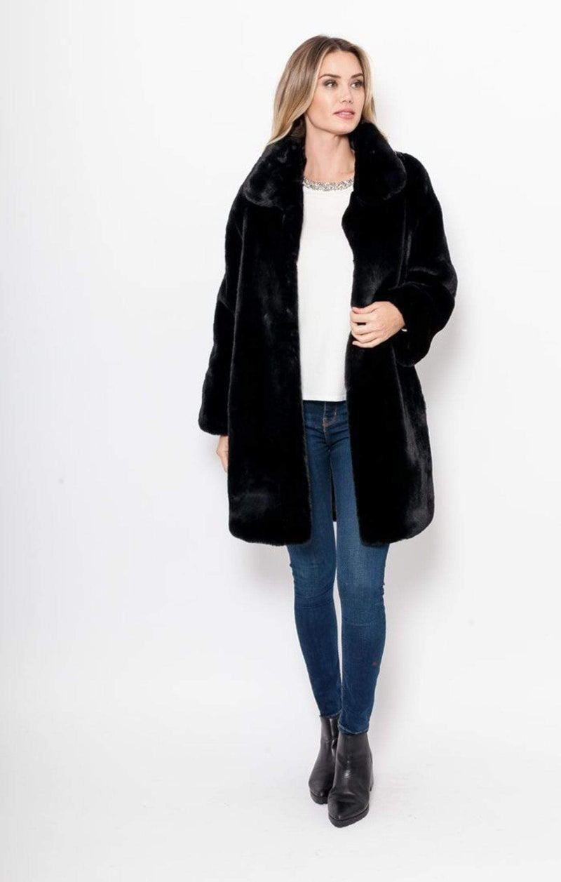 Turner Faux Fur Jacket