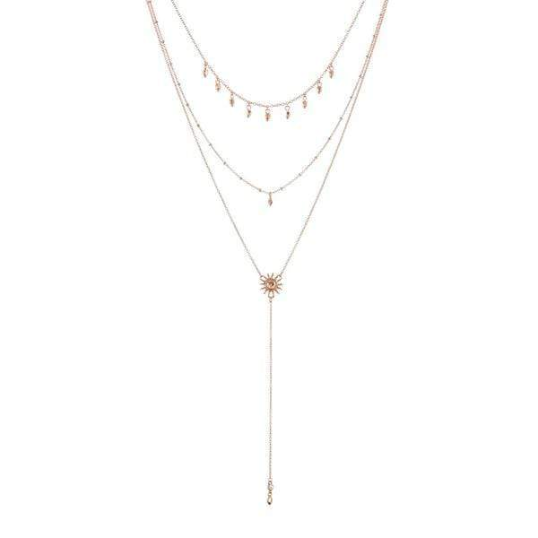 The Sunburst Lariat
