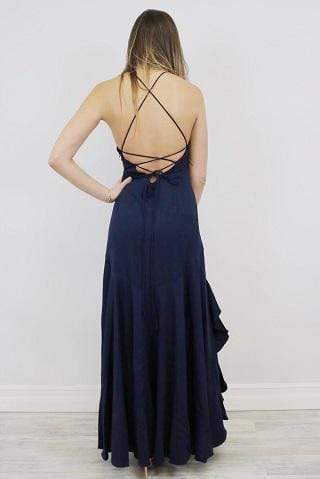 minuet Dress Nicola Maxi Dress Navy