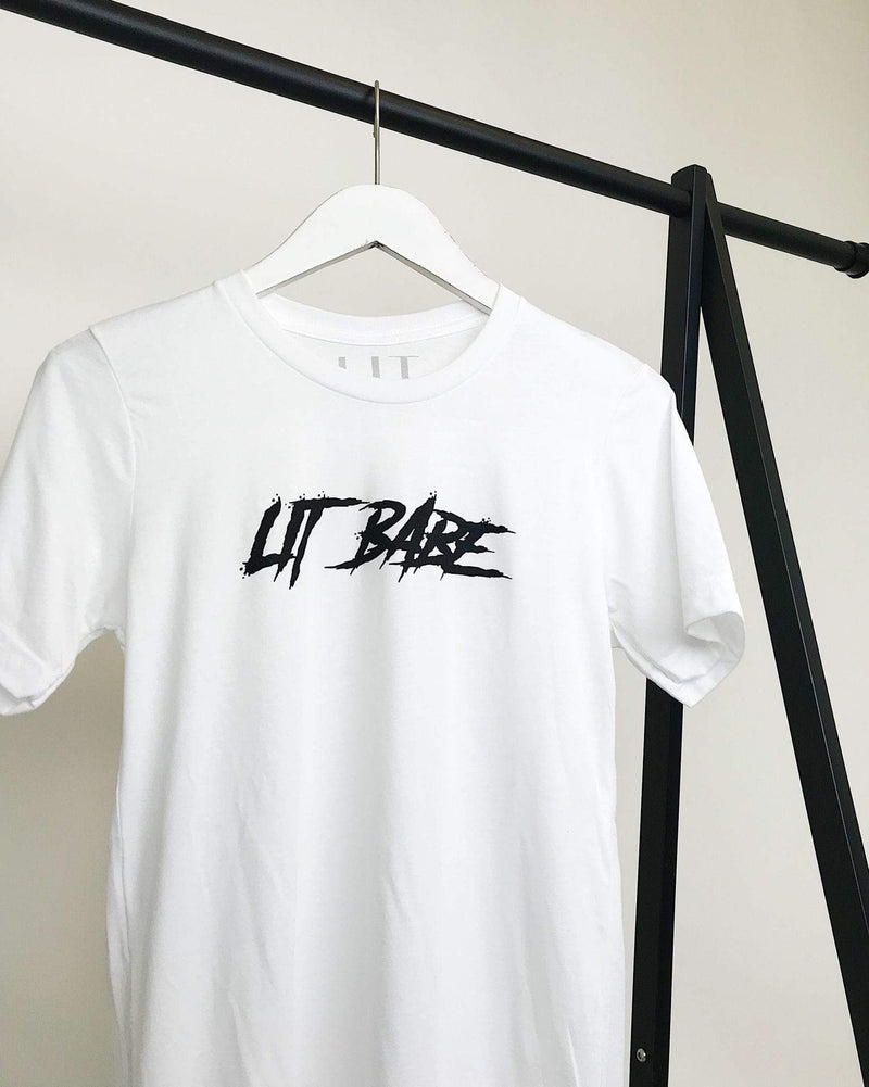 one off apparel Tee Casuals X Small / White / LITBabe  Halloween LIT Babe Halloween