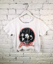 Prince Peter Tee Casuals Large / White Blondie Crop Tee White