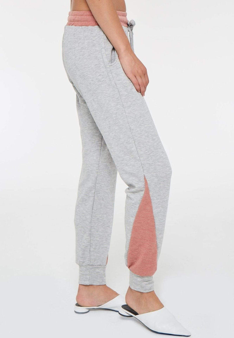 Cooper Colorblock Jogger Heather GreyRust