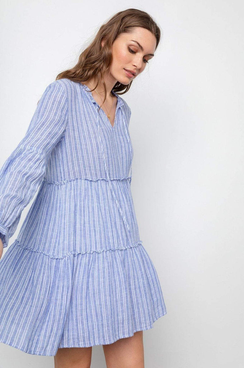 Rails Dress X Small / Multi / 200-109A-1845 Everly Ludlow Striped Dress Multi