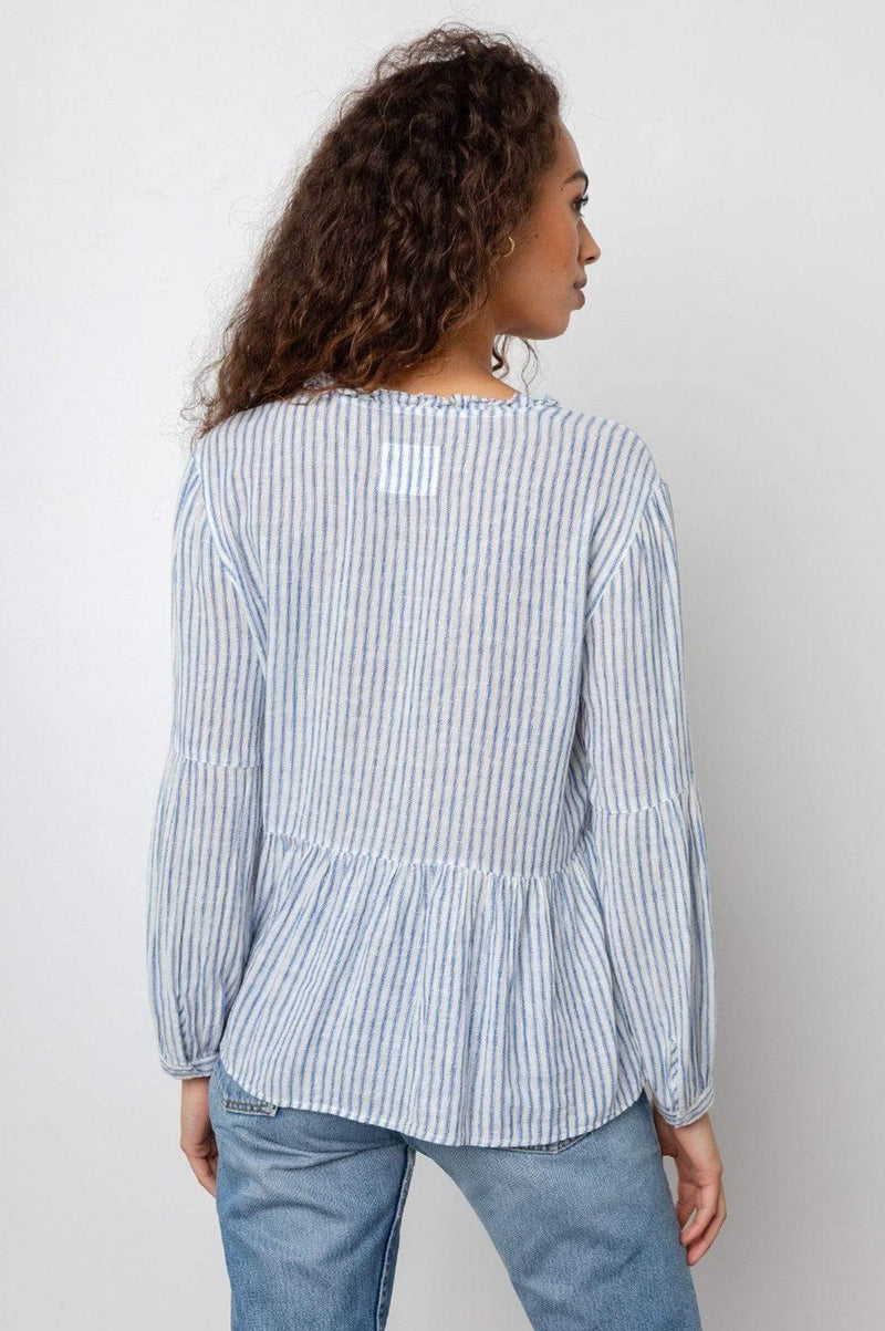 Raylan Fremont Striped Top Multi