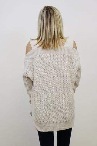 RD Style Sweater Medium / Pearl / 69S5335 Hazel Sweater