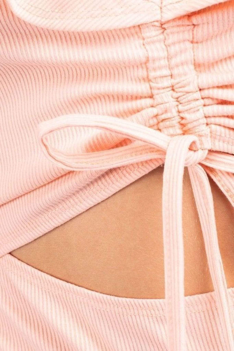 ReFine Bra Brette Bodysuit Peach