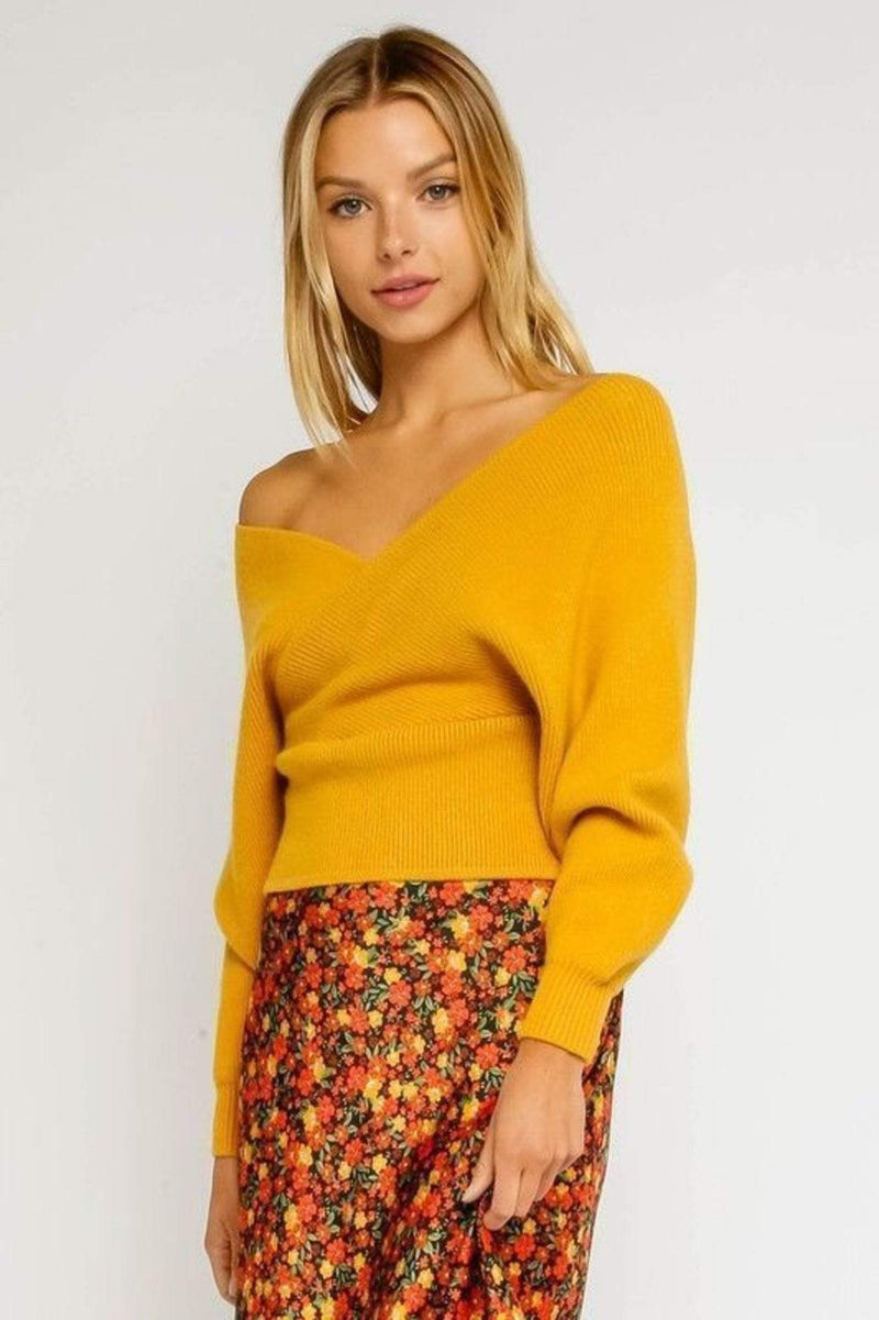 Brighton Sweater Mustard