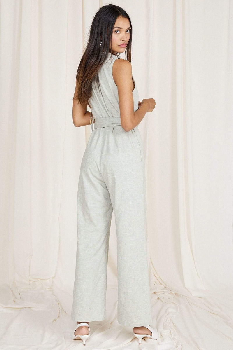 Sage the Label Dress X Small / Sage / LB192792 Norah Jumpsuit Sage