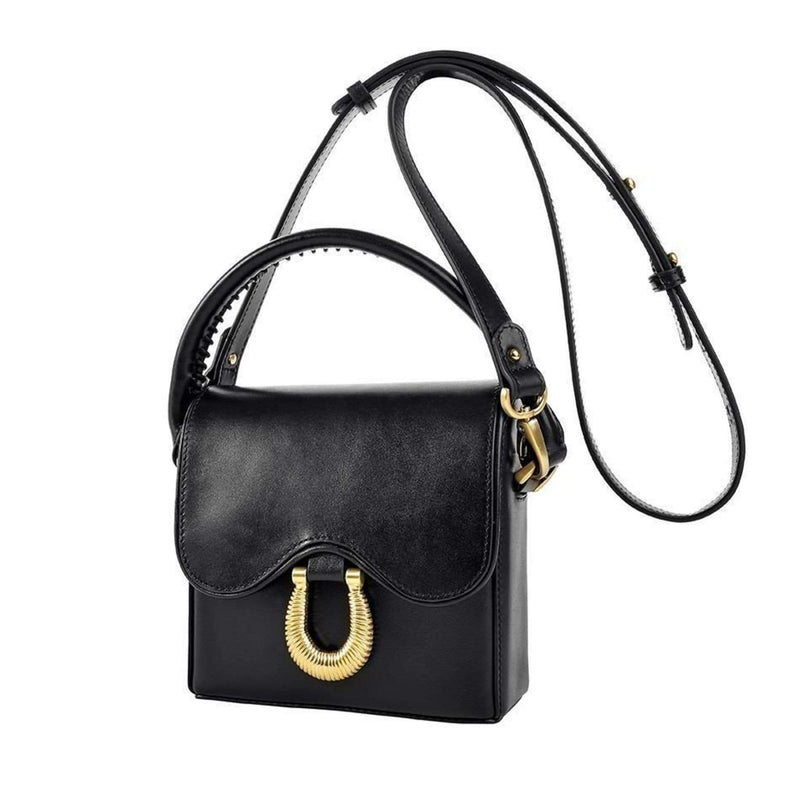 The Arabella Mini Purse Black