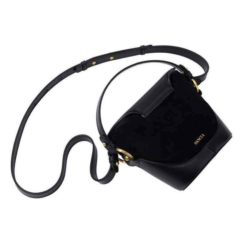 Sidonie Bucket Bag Black