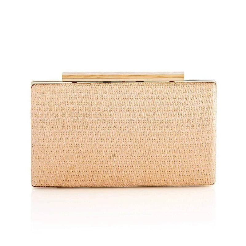 Shiraleah Bag One Size / Blush / 01-44-051BL Arlette Minaudiere Clutch Blush
