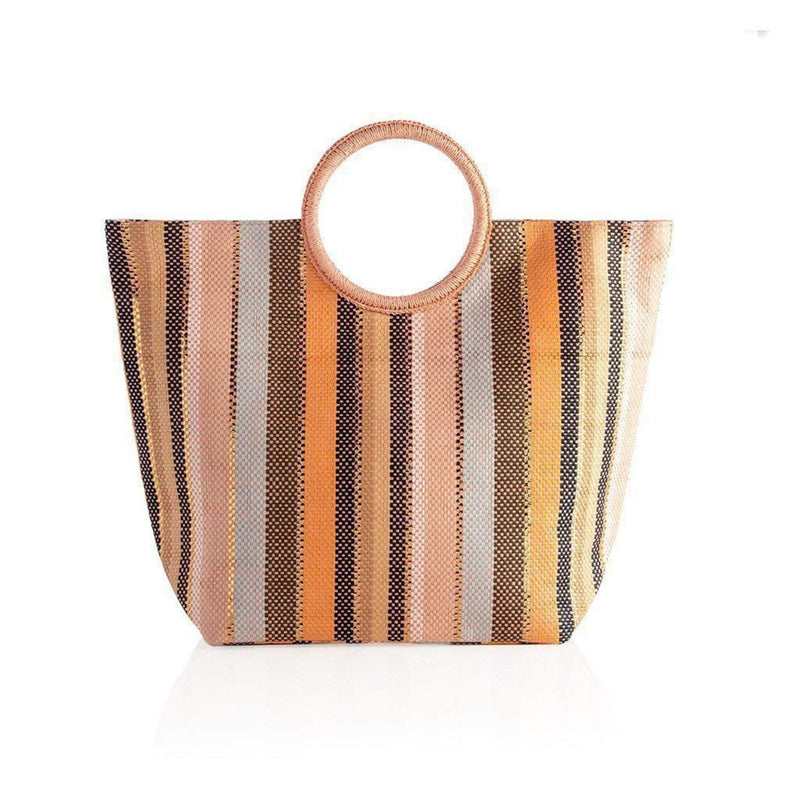 Shiraleah Bag One Size / Coral / 01-02-075CO Milly Raffia Tote Coral
