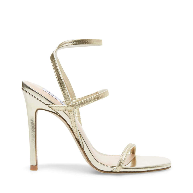 Steve Madden Shoes Necture Sandal Gold