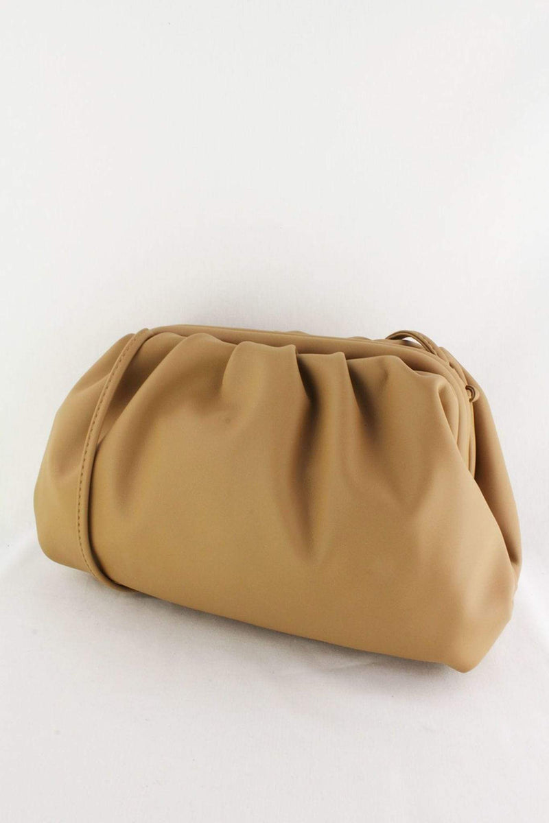 Street Level / Triple 7 Global Inc Bag One Size / Tan / A1349 Alaqua Clutch Tan
