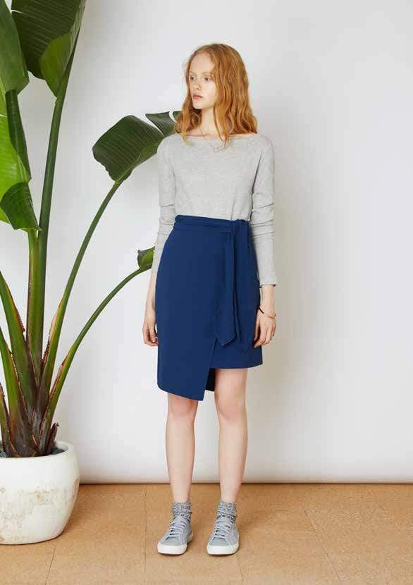The Fifth Skirt Above and Beyond Skirt