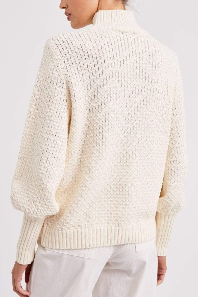 Chorus Knit Sweater Cream