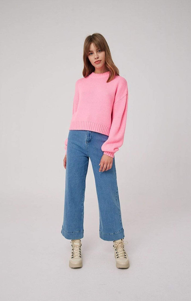 Skyway Knit Sweater Candy