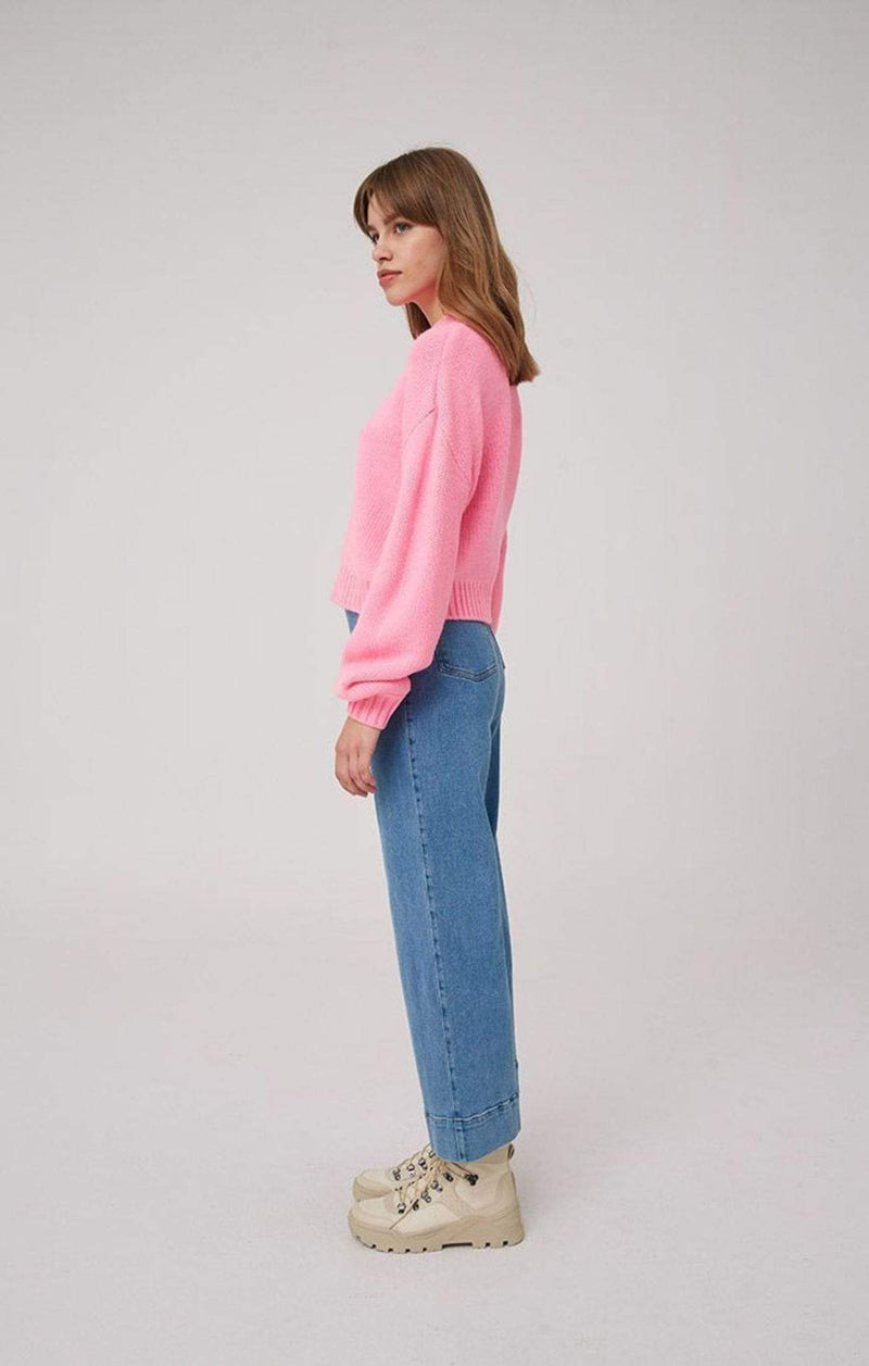 The Fifth Sweater Skyway Knit Sweater Candy