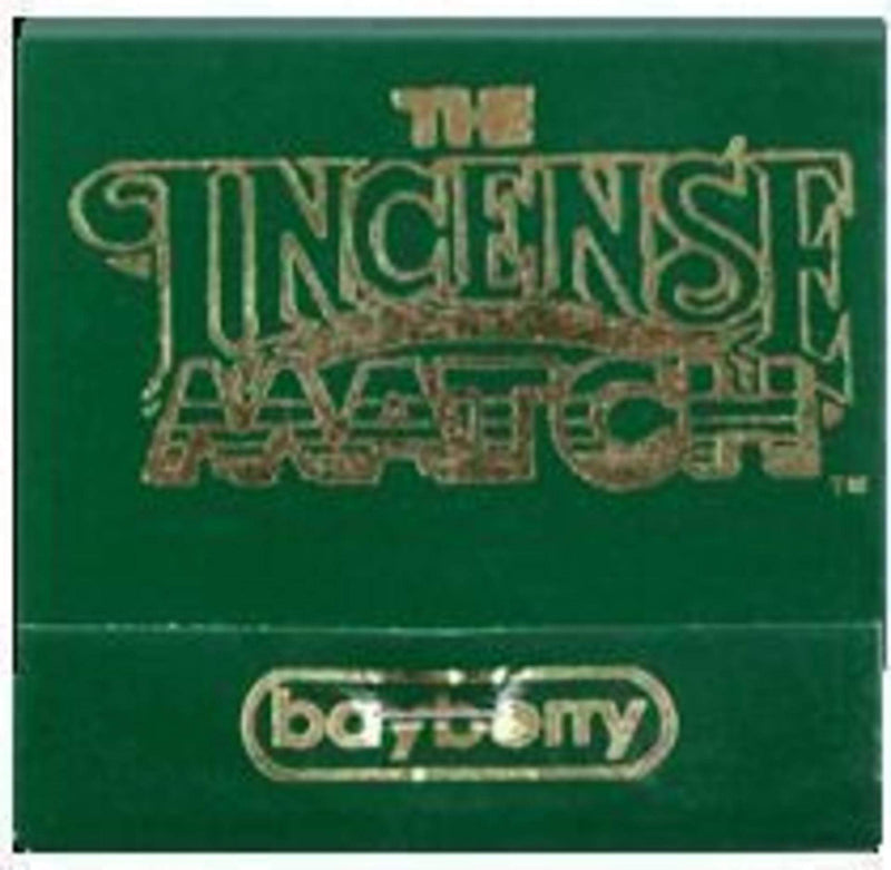 The Incense Match Gift One Size / Bayberry Bayberry Incense Match