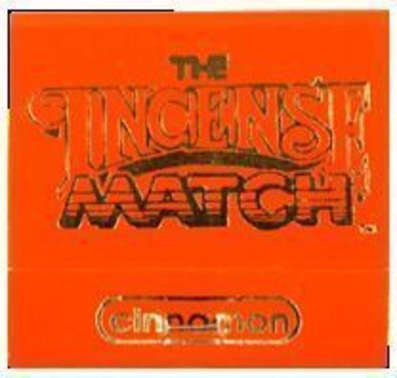 The Incense Match Gift One Size / Cinnamon Cinnamon Incense Match