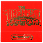 The Incense Match Gift One Size / Strawberry Strawberry Incense Match