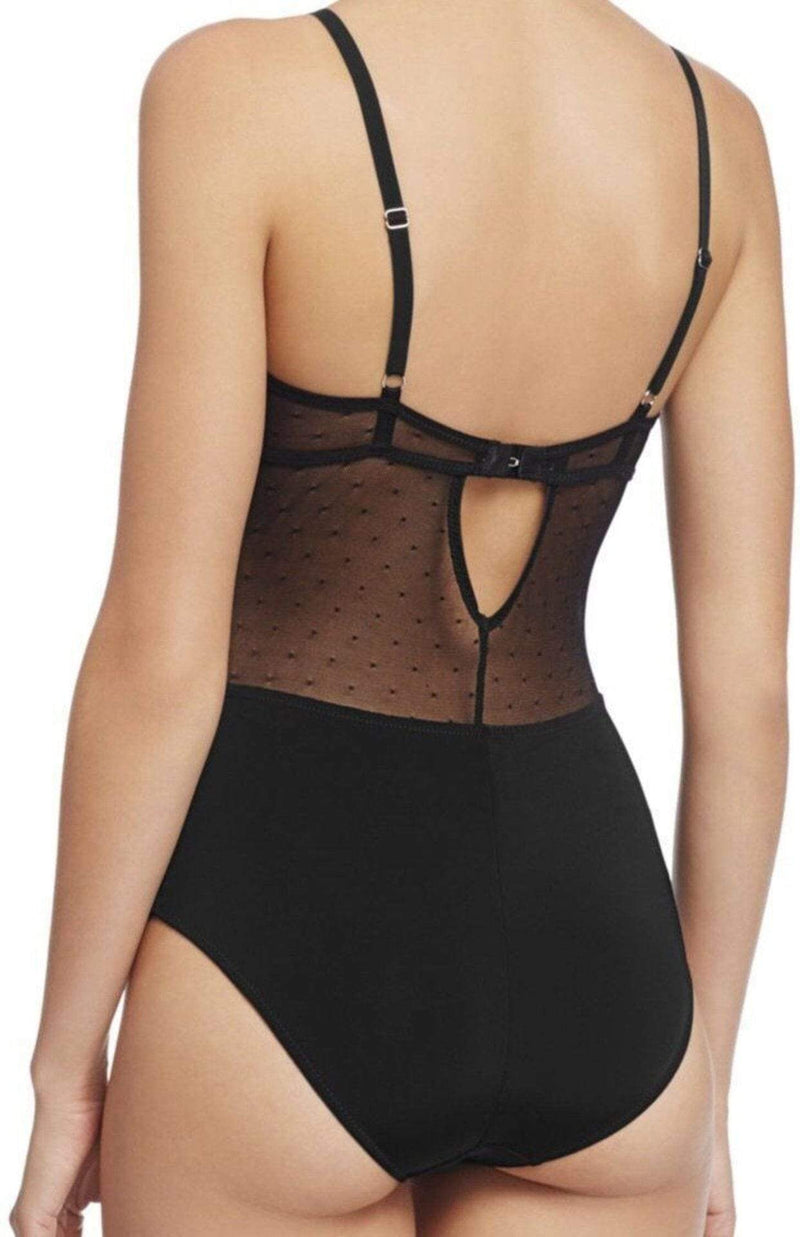 Constellation Bodysuit Black