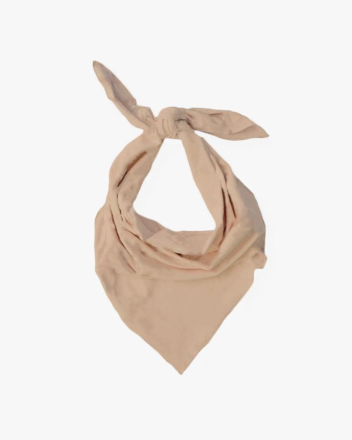 We Wore What Accessories One Size / Tan / WWAC01-3 Maple Sugar Bandana
