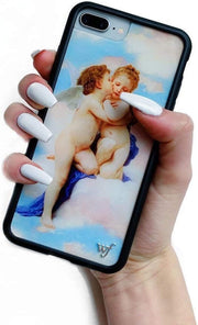 Wildflowers Gift One Size / Multi / ANGE20678P Cupid iPhone Plus Case